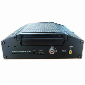 HD Mobile 8 Channerl 3G Mobile DVR pictures & photos