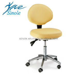 Dental Stool Leather Dental Stool (08027) pictures & photos