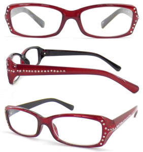 New Fashion Plastic Frame Reading Glasses pictures & photos