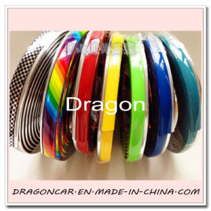 China Wholesale Plastic Car Wheel Arch Car Eyebrows Chrome Auto Accessories pictures & photos