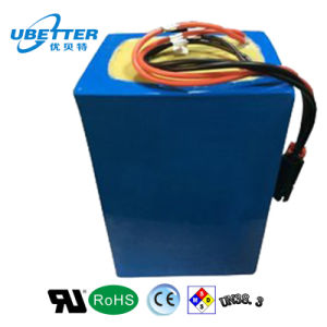 LiFePO4 Battery Pack 48V50ah Customized for Motobicycle pictures & photos
