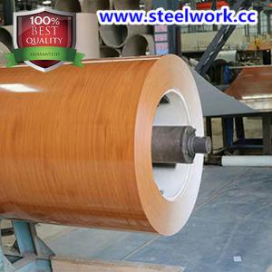 PPGI Prepainted Wooden Grain Pattern Steel Coil pictures & photos