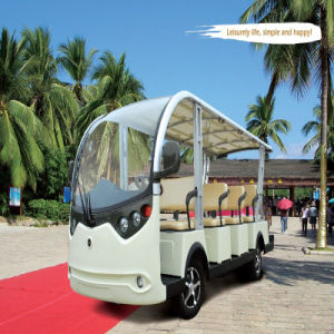 14 Passengers Electric Tourist Bus From China pictures & photos