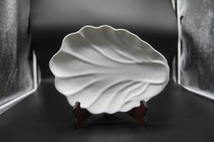 """Ceramic Dishes for Hotel Restaurant 14""""Chinese Cabbage Plate pictures & photos"""