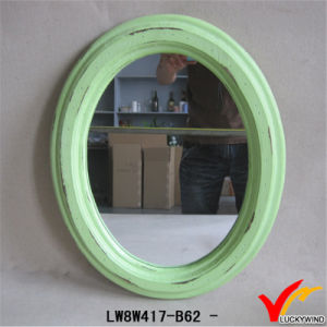 China Home Decoration Wholesale Oval Mirror pictures & photos