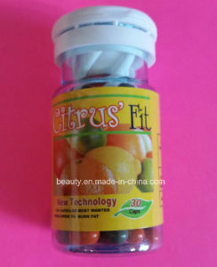 Hot Selling Weight Loss Citrus Fit Slimming Capsule pictures & photos
