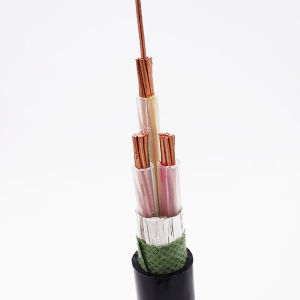 Low Voltage Multi Cores Copper Wire Electric Power Cable