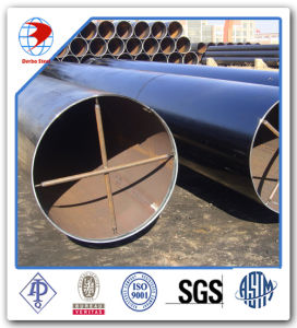 API 5L Psl1 Gr. X70 ERW Welding Steel Pipe for Oil Project pictures & photos