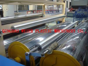 PE Wrap Film Plastic Extrusion Machinery Line (WD-250A) pictures & photos