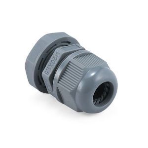 M Type Nylon Waterproof Cable Gland IP68 pictures & photos