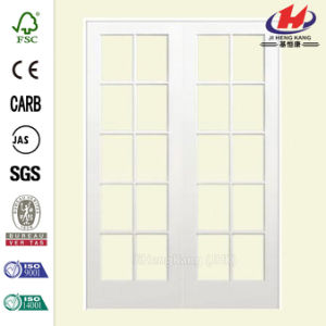 Solid Wooden  Laminate Moulded Glass Door pictures & photos