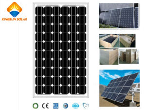 140W-170W High Stability Solar Charger Monocrystalline Solar Panel pictures & photos
