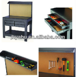 Assembly Table Workstation Steel Workbench (YH-WT037) pictures & photos