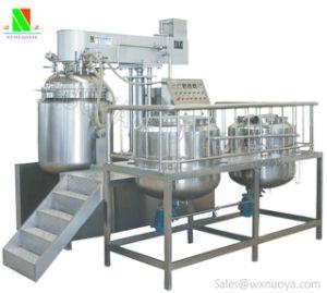 Zjr Cosmetic Vacuum Homogenizing Emulsifying Machine pictures & photos