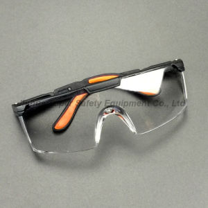 Safety Glasses Eyewear Safety Goggle Ce En166 Certification (SG110) pictures & photos
