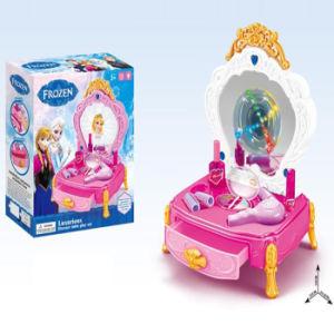 Pretty Frozen Princess Toy Plastic Girl Dresser Beauty Set (10250403) pictures & photos