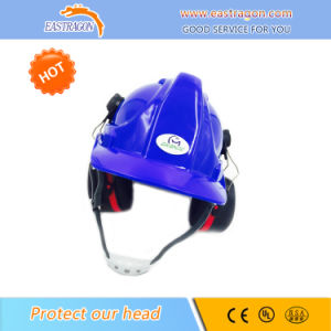 Electronic Ear Muff with Safety Helmet ANSI pictures & photos