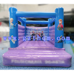 Inflatable Bouncer House/High Quality PVC Inflatable Small Jump Bed pictures & photos