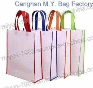 Reusable Non Woven Shopping Bags Promotional Bag (M. Y. M-109) pictures & photos