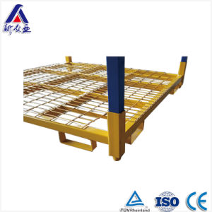 High Density Customized Steel Stacking Rack pictures & photos