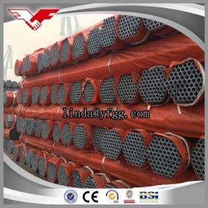Galvanized ERW Carbon Steel Pipe 1.5inch Scaffolding Used pictures & photos