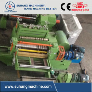 Suhang High Quality and Efficient Slitting Machine pictures & photos
