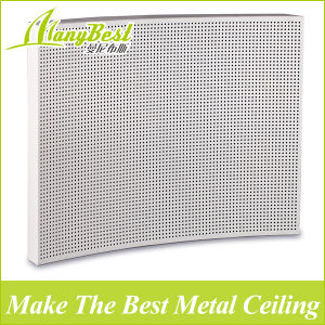Foshan Customized Metal Wall Cladding for Interior, Exterior Decoration pictures & photos
