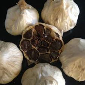 Health and Nutrition Whole Black Garlic for Cuisine pictures & photos