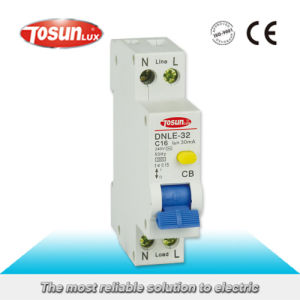 Earth Leakage Circuit Breaker with Over Current Protection pictures & photos