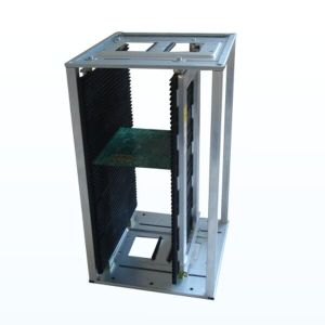 High Temperture Metal ESD PCB SMT Magazine Rack pictures & photos