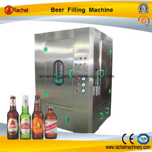 Automatic Beer Filling Capping Brewery Machine pictures & photos