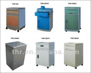 High Quality 3-Crank Manual Hospital Bed (THR-MBFY3) pictures & photos