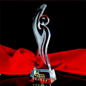 Wholesale Crystal Glass Ball Trophy &Award Gift pictures & photos