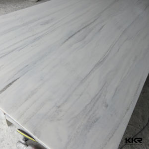 Artificial Stone Resin Stone Solid Surface for Bathroom Countertop pictures & photos
