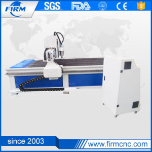 Wood Carving Milling Double Spindle CNC Router Machine for Wood pictures & photos