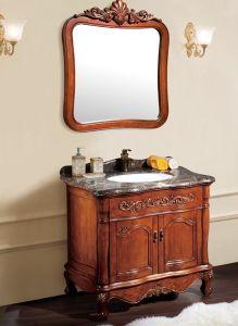 Solid Wood Bathroom Cabinet Al6326