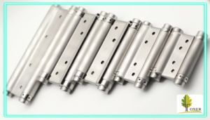 Stainless Steel 201 Spring Hinge/ 8-Inch (1.5mm) Double Action Spring Hinge pictures & photos