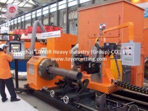 CNC Pipe Plasma Cutting Machine, CNC Pipe Cutting pictures & photos