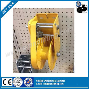 Hand Winch Industrial Cable Winch 1800lbs pictures & photos