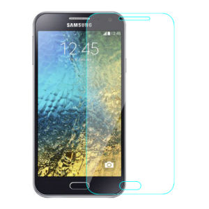 9h 2.5D Tempered Glass Screen Protector for Samsung E5