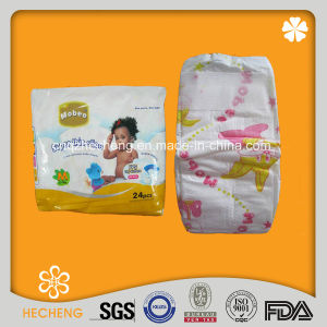 High Absorption Ultra Thin Baby Diaper pictures & photos