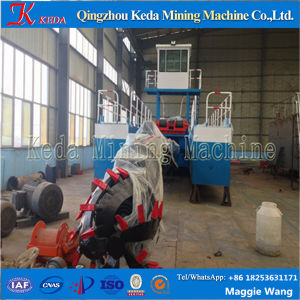 Easily Reassemble Hydraulic Cutter Suction Dredger for Sale pictures & photos
