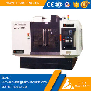 China Vmc-1160 Universal Vertical CNC Milling Machine