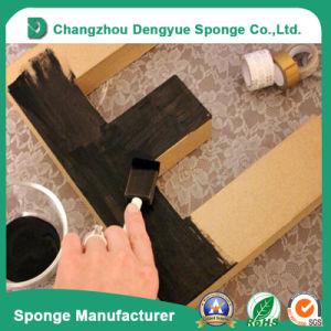New Plastic Handle Foam Brushes Sponge Paint Roller Brush Foam pictures & photos