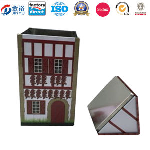 Triangle Shaped Tin Package Wholesale Tin pictures & photos