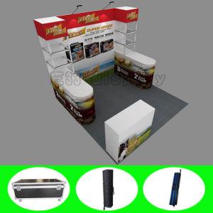 Custom Designed Sustainable Portable Modular Hybrid Inline Island Corner Exhibits pictures & photos