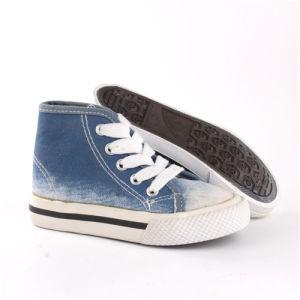 Children′s Shoes Kids Comfort Canvas Shoes Snk-241570 pictures & photos