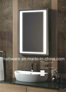 Touch Screen Illuminated Backlit LED Bathroom Mirror pictures & photos