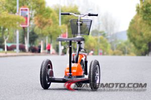 500W 48V 20ah Zappy Three Wheel Electric Scooter pictures & photos