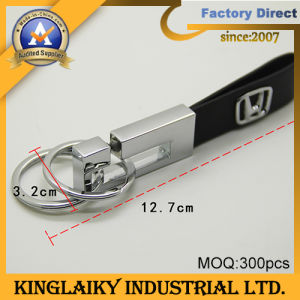 High Classic Business Keychain Key Ring for Gift (KKC-024) pictures & photos